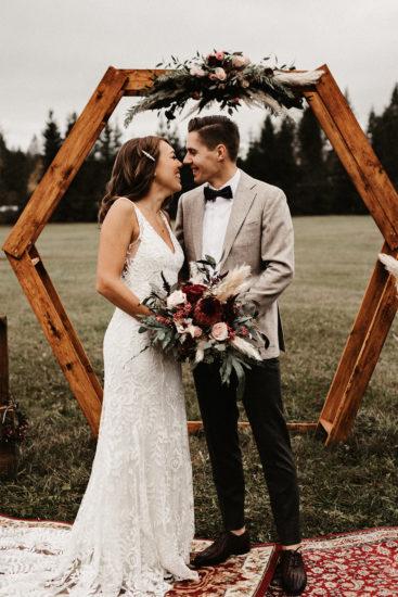 Hochzeit Berge